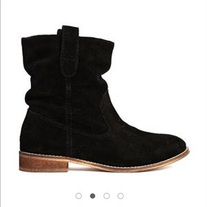 ASOS 'Aloof' Genuine Suede Boots